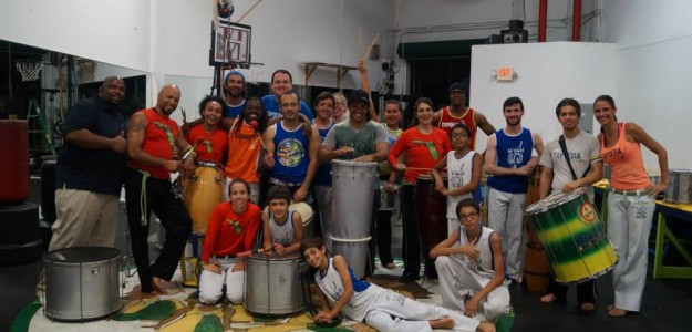 Orlando Percussion Workshop with Indio Jackson