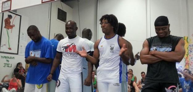 Capoeira Workshop - Martial Arts Workshop Orlando