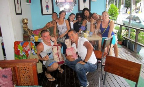 Orlando Capoeira Students Trip 2012
