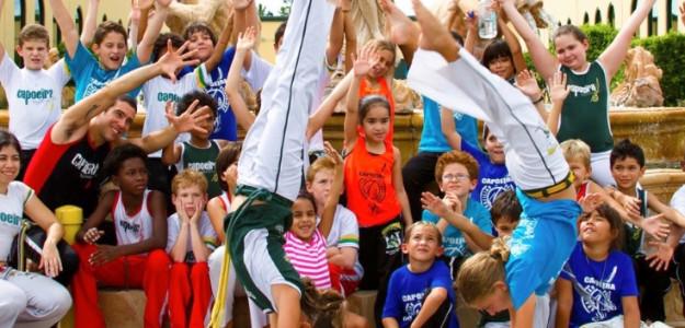 Kids Martial Arts Program Orlando, FL - Capoeira Brazilian Pelourinho