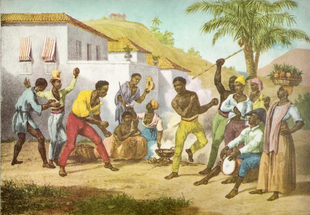 Capoeira History - Capoeira Roda