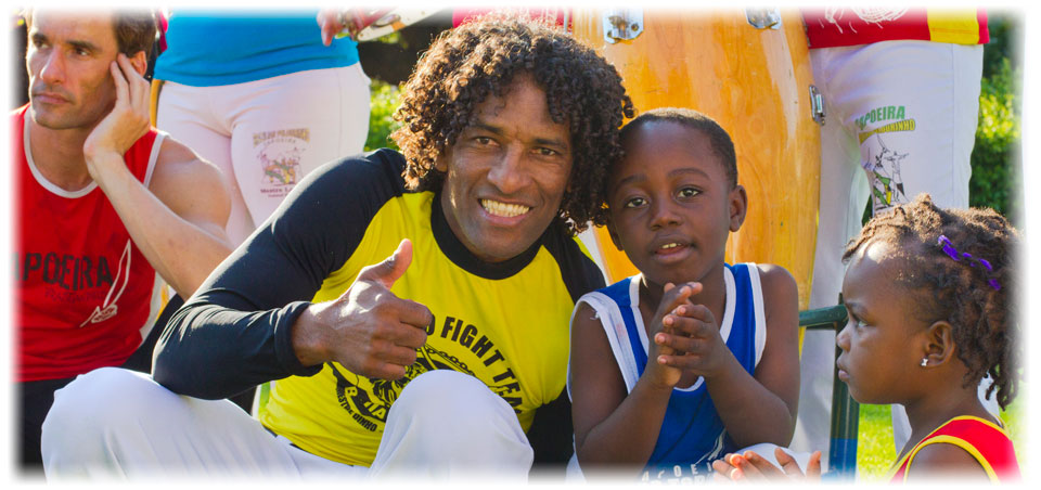 Mestre Lazaro Santos - Capoeira Brazilian Pelourinho in Orlando, FL